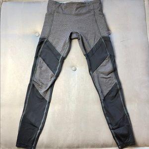 Girls Ivivva grey leggings